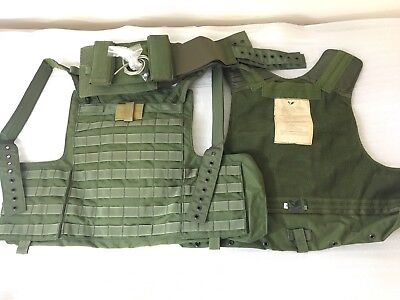 Eagle Industries Maritime CIRAS Vest OD Green XLarge NAVY SEAL MARCIRAS