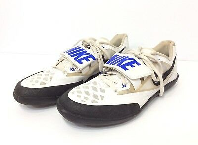 timeless design 3a6c5 fa919 Nike Zoom SD 4 Athletic Throwing Shoes Track Field Sneakers 685135-100 Men  Sz 11