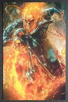 Cosmic Ghost Rider #4 Maxx Lim Marvel Battle Lines Variant Cover 1St Print