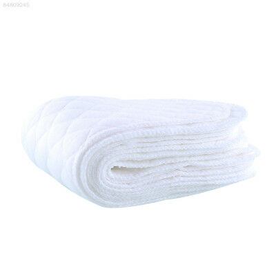 6680 New Washable 10PCS Reusable Baby Kids Diaper Liners insert Cotton White