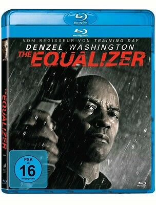 THE EQUALIZER ~ Nur der Ultraviolet Digital Code aus der Blu-ray