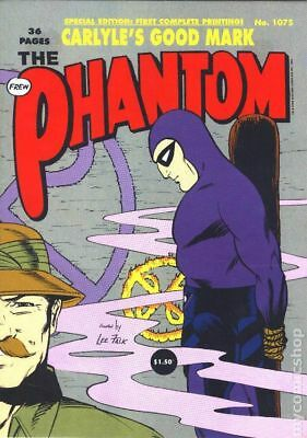Phantom (Frew) Australian #1075 1994 VG- 3.5 Stock Image Low Grade