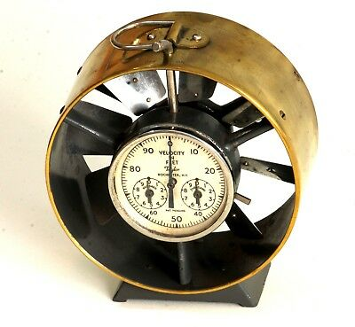 Anemometer MFG from Rochester, N.Y