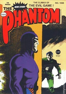 Phantom (Frew) Australian #1088 1994 VG- 3.5 Stock Image Low Grade