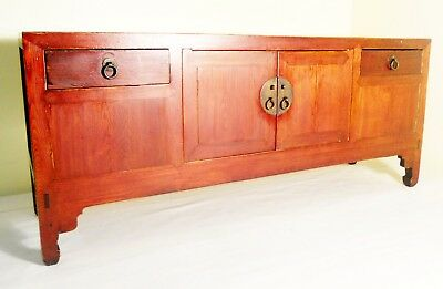 Antique Chinese Ming Cabinet (2816), Cypress/Elm Wood, Circa 1800-1849