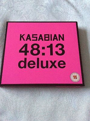 Kasabian 48:13 Deluxe Edition CD & DVD