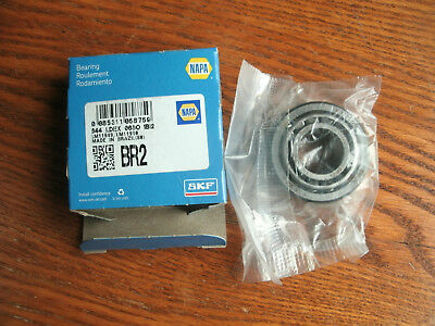 1 Set LM11949 LM11910 SET BR2 TAPERED ROLLER BEARING NAPA Brand New Free Ship
