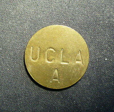 UCLA Parking Token