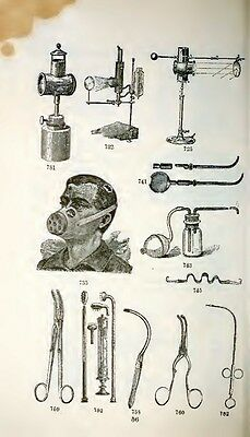 41 books ANTIQUE MEDICAL INSTRUMENTS surgical QUACKERY artificial limbs eyes DVD