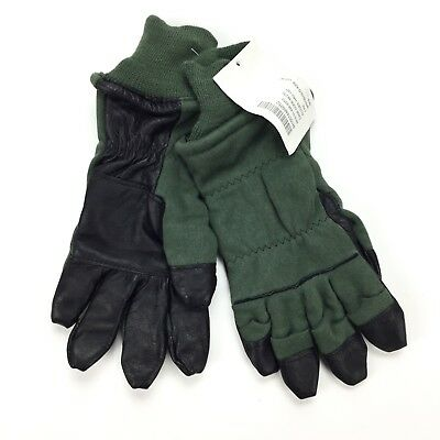 US Army INTERMEDIATE COLD FLYER'S GLOVES, HAU-15P, Size 7, NEW WITH TAGS