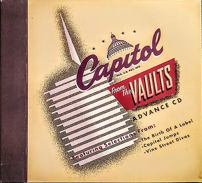 VARIOUS ARTISTS : Capitol Records From The Vaults:-