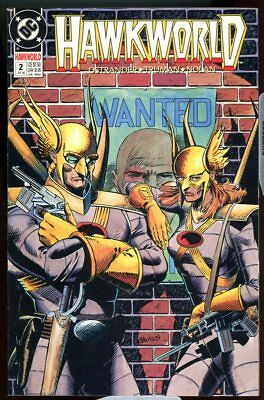 Hawkworld #2 (July 1990, DC) VERY FINE $2 Off EA Additional Comic