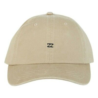 0ca990c65c6 All Day Lad Men s BILLABONG Khaki Adjustable Strap Back Hat. One Size. NWT