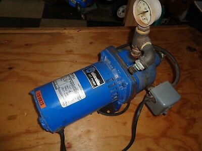 Lancaster Pump Keystone Jet Pump Model Sks50