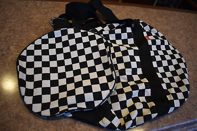 cbb772c657 VANS CHECKERBOARD CHECKERED Duffle Bag 12