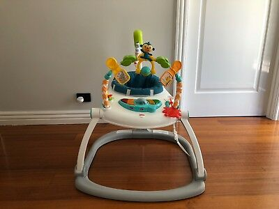 Fisher n Price Jumperoo like new