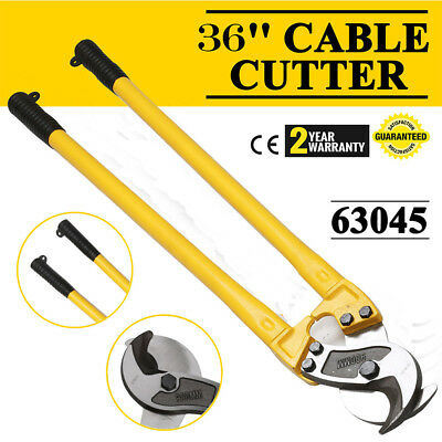 """36"""" 900 mcm Copper WIRE CABLE CUTTER 1200MCM Aluminum ON SALE"""