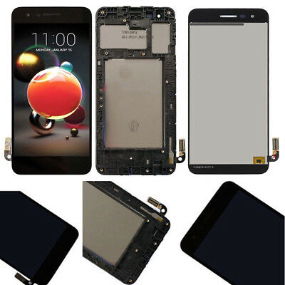 NEW LCD Display Touch Screen Digitizer Frame For LG Aristo 2 X210 SP200 K8 2018