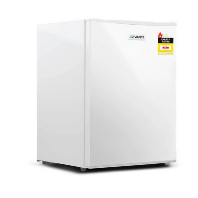 Glacio 70L Portable Mini Bar Fridge - White