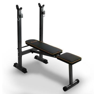 Everfit Weight Bench Incline Military Press Fitness Gym Equipment