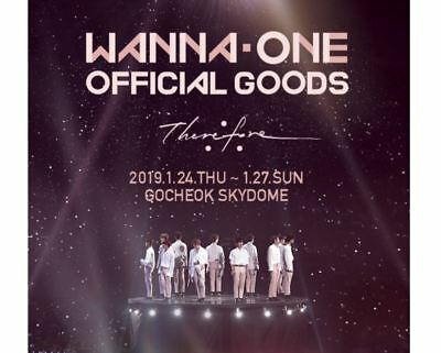 [Wanna One] - 2019 Finial Concert ; Therefore OFFICIAL GOODS