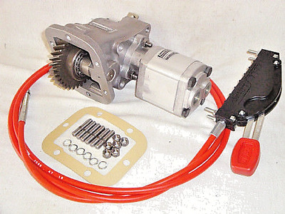 Iveco Daily 2840.6 (6 Speed) Pto, Lever Cable & Pump Kit