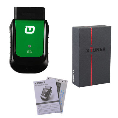 Neuf XTUNER E3 Wireless OBDII Diagnostic Tool Replace of VPECKER Easydiag