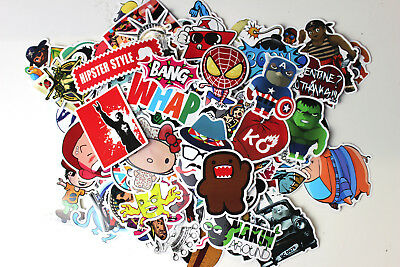 100x STICKERBOMB AUFKLEBER SET TUNING STYLE JDM UNIVERSELL
