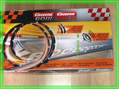 Carrera GO!!! LED Looping Set mit Licht und Sound - 61661