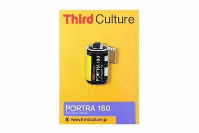 ThirdCulture Portra 160 Photography Lapel Pin - FLAT-RATE AU SHIPPING!