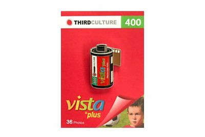 ThirdCulture Vista 400 Photography Lapel Pin - FLAT-RATE AU SHIPPING!