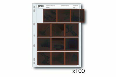 PrintFile Negative Sleeves 120 Film - 100 Pack - FLAT-RATE AU SHIPPING!