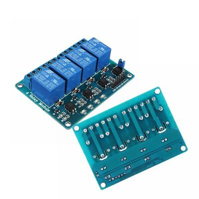 2Pcs Geekcreit® 5V 4 Channel Relay Module For Arduino PIC ARM DSP AVR MSP430