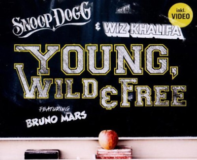 Snoop Dogg & Wiz Khalifa-Young Wild & Free (2Trac (Uk Import) Cd New