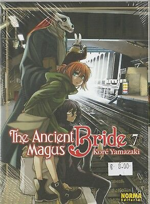 The ancient Magus Bride 7 (Norma Editorial)