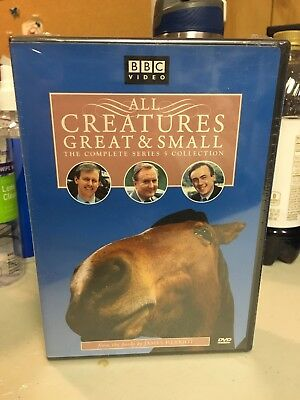 All Creatures Great & Small - The Complete Series 5 Collection New DVD BBC Video