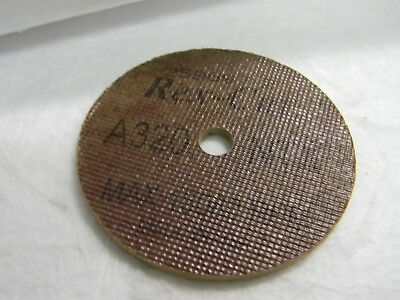 Rex Cut Product Surface Grinding Wheel QTY 15 132923