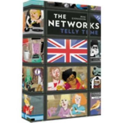 Formal Ferret Games Boardgame Networks, The - Telly Time Box MINT