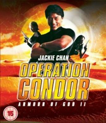 Operation Condor: Armour Of God II (Blu-ray), DVD, New, FREE & Fast Delivery
