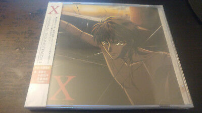 Clamp X Anime Soundtrack #2  Alion Records CD