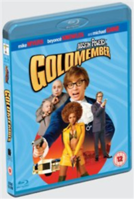 Mike Myers, Beyoncé Knowles-Austin Powers: Goldmember (UK IMPORT) Blu-ray NEW