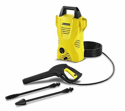 Karcher K2 Compact Air-Cooled Pressure Washer DIY