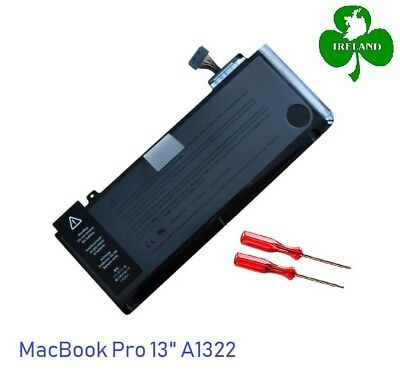 "Laptop Battery for Apple MacBook Pro 13"" A1322 A1278 2009 2010 2011 2012 MB990"