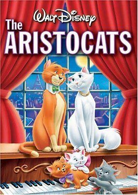 The Aristocats (Disney Gold Classic Collection) (DVD) NEW