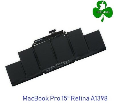 "Genuine Battery for Apple MacBook Pro 15"" Retina A1398 2012-2013 Battery A1417"