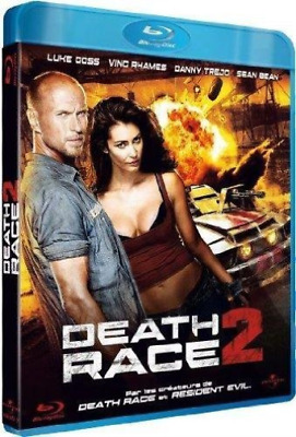 Rhames, Ving-Death Race 2 [Blu-Ray] (UK IMPORT) BLU-RAY NEW