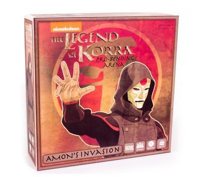 IDW Board Game The Legend of Korra Pro-Bending Arena - Amon's Invasion E Box SW