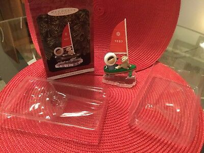 Hallmark Keepsake Frosty Friends 18th in the Series Christmas Ornament 1997