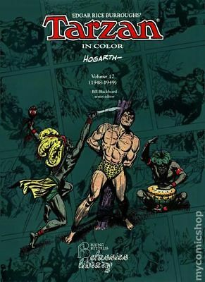 Tarzan in Color HC (NBM) #17-1ST 1996 VF Stock Image