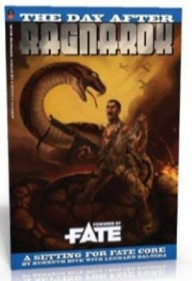 Atomic Overmind RPG Day After Ragnarok, The (Fate System) SC MINT